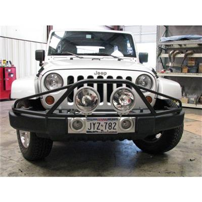 N-FAB Pre-Runner Light Bar Grille Guards