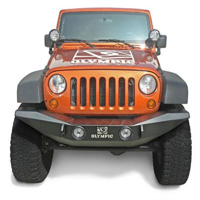 Olympic 4x4 Products Front Phoenix Bumpers