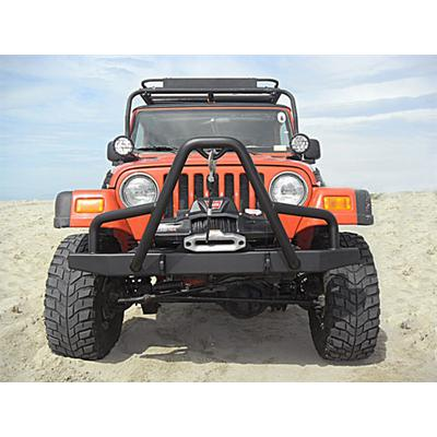 Olympic 4x4 Products BOA Rock Front Bumpers