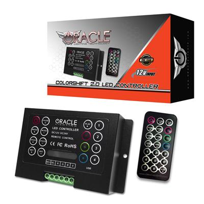 Oracle Lighting ColorShift Controllers