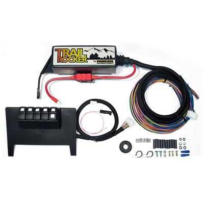 Painless Performance Trail Rocker Accessory Control Systems