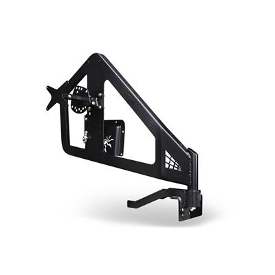 Poison Spyder Frame Mounted Tire Carriers