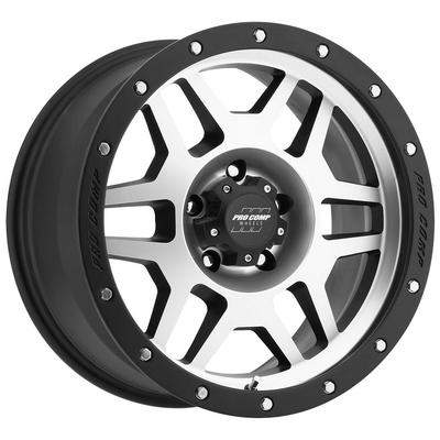 Pro Comp 41 Series Phaser Machined Face Alloy Wheels