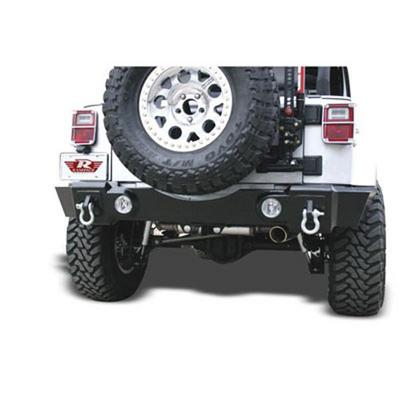 Rampage Front and Rear Bumper Packages