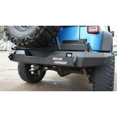 Road Armor Stealth Rear Bumpers