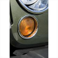 Rugged Ridge Turn Signal Bezel Trims