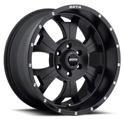 SOTA OffRoad M-80 Death Metal Wheels