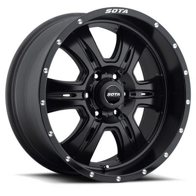 SOTA OffRoad REHAB Stealth Wheels