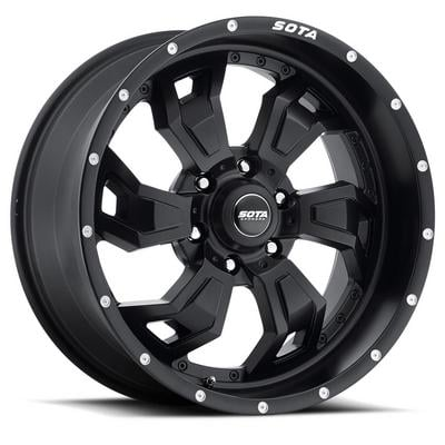SOTA OffRoad S.C.A.R. Stealth Wheels
