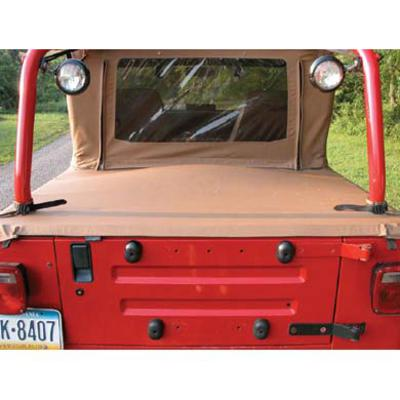 Skid Row Off Road Jeep Tonneau Prop