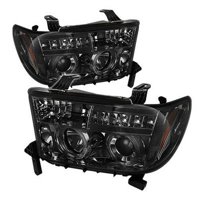 Spyder Auto Group Halo Projector Headlights