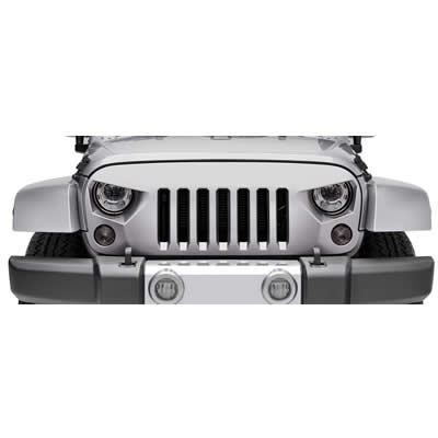 Undercover Nighthawk Jeep Grilles