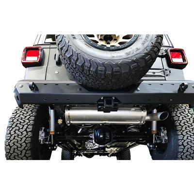 Warrior MOD Series Rear Bumpers