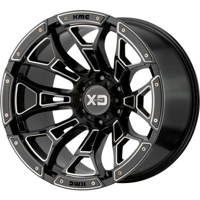 KMC XD Wheels XD841 Boneyard Wheels