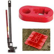 4WD Jack Base and Handle Kit - HL484KITR