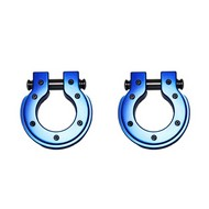 AMI Round D-Ring (Blue) - 8804B-2
