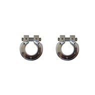 AMI Round D-Ring (Polished) - 8804P-2
