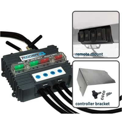 Advanced Accessory Concepts Trigger 4 Plus JK Wireless Accessory Controller Kit - 2100JK