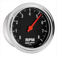 Auto Meter Traditional Chrome Series Tachometer - 2499
