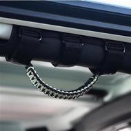 Bartact Paracord Roll Bar Grab Handles (Coyote) - TAOGHUPBC