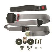 Beams 3-Point Shoulder Harness Belt (Gray) - F0721-637409