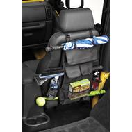 Bestop RoughRider Seat Back Organizer (Black Diamond) - 54132-35