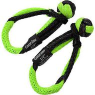 Bubba Rope Mini Gator-Jaw (Neon Green) - 176744