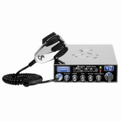 Cobra 29 LTD CHR Chrome Special Edition Classic Professional CB Radio - 29LTDCHR 29LTDCHR