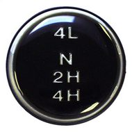 Crown Automotive Shift Knob Insert - J3241430
