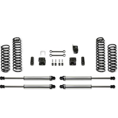 Fabtech 3 Inch Budget Lift Kit with Dirt Logic SS Shocks - FTS24107