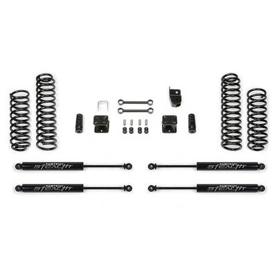 Fabtech 3 Inch Budget Lift Kit with Stealth Shocks - K4047M