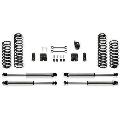 Fabtech 3 Inch Budget Lift Kit with Dirt Logic SS Shocks - K4048DL