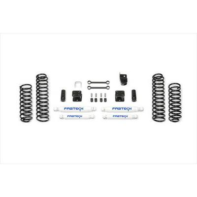Fabtech 3 Inch Budget Lift Kit with Performance Shocks - K4048