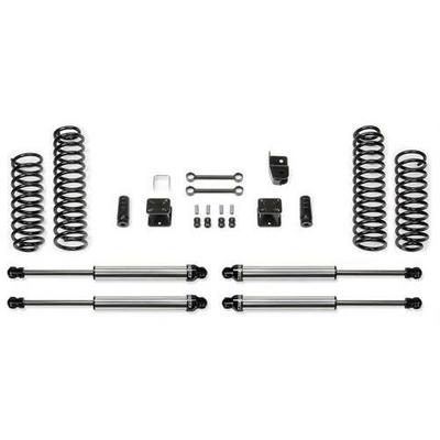 Fabtech 3 Inch Budget Lift Kit with Dirt Logic SS Shocks - K4047DL