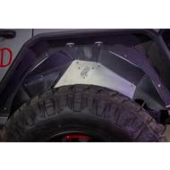 Fishbone Offroad Aluminum Front Inner Fenders - FB33108F