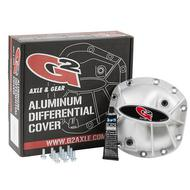 G2 Axle & Gear Hammer Differential Cover - Dana 30 (Raw Aluminum) - 40-2031AL