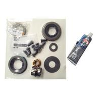 G2 Dana 30 TJ Minor Ring and Pinion Installation Kit - 25-2031