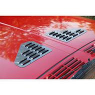Hyline Offroad Universal Hood Louver - 075.500.100