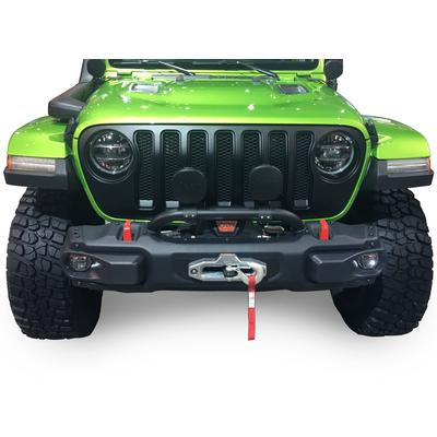 Jeep Rubicon Stubby Front Bumper - 82215120