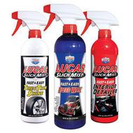 Genuine Packages Lucas Oil Lucas Oil Slick Mist Car Care Kit - CARCAREKIT