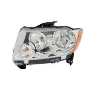 Omix-ADA Headlight Assembly (Clear) - 12402.33