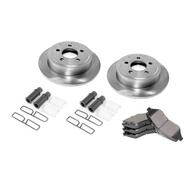 Omix-ADA Front Disc Brake Kits (Natural) - 16760.05