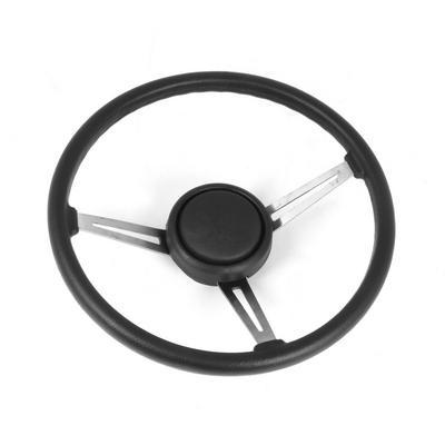 Omix-ADA Steering Wheel and Horn Button Kit - 18031.08 18031.08