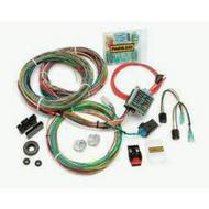 jeep wagoneer (sj) chassis wire harness painless wiring 26 circuit  weatherproof wiring harness -