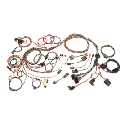 Painless Wiring Fuel Injection Wiring Harness - 60201 on