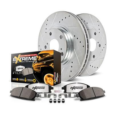 Power Stop Z36 Severe-Duty Truck And Tow 1-Click Brake Kit - K6540-36