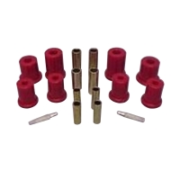 Pro Comp Leaf Spring Bushing (Red) - 69261