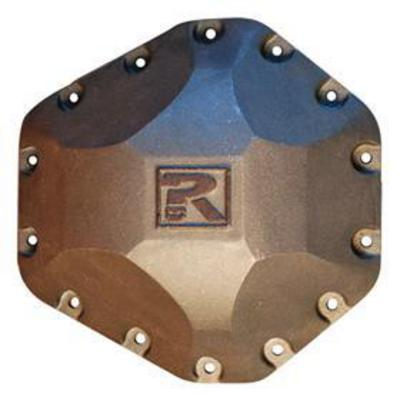 Riddler Manufacturing GM 10.5in. 14 Bolt Cast Iron Cover - RG14