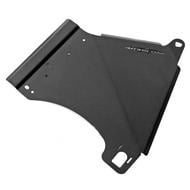 Rubicon Express Transfer Case Skid Plate (Black) - REA1014