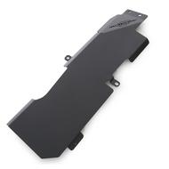 Rubicon Express Gas Tank Skid Plate (Black) - REA1015